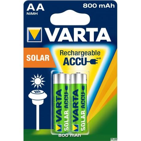 Varta solar akku